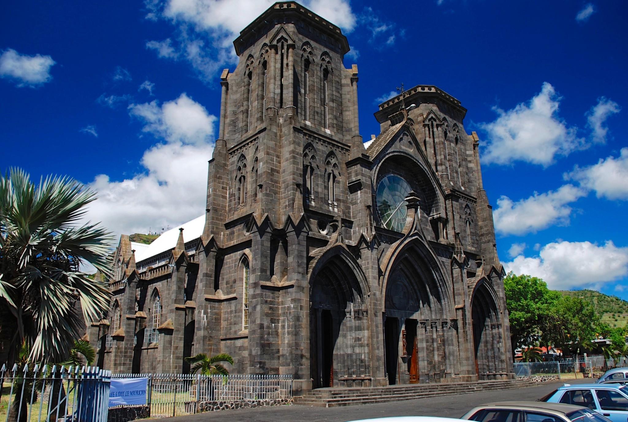 Kirche - Port Louis
