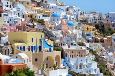 Oia - Santorin - Griechenland