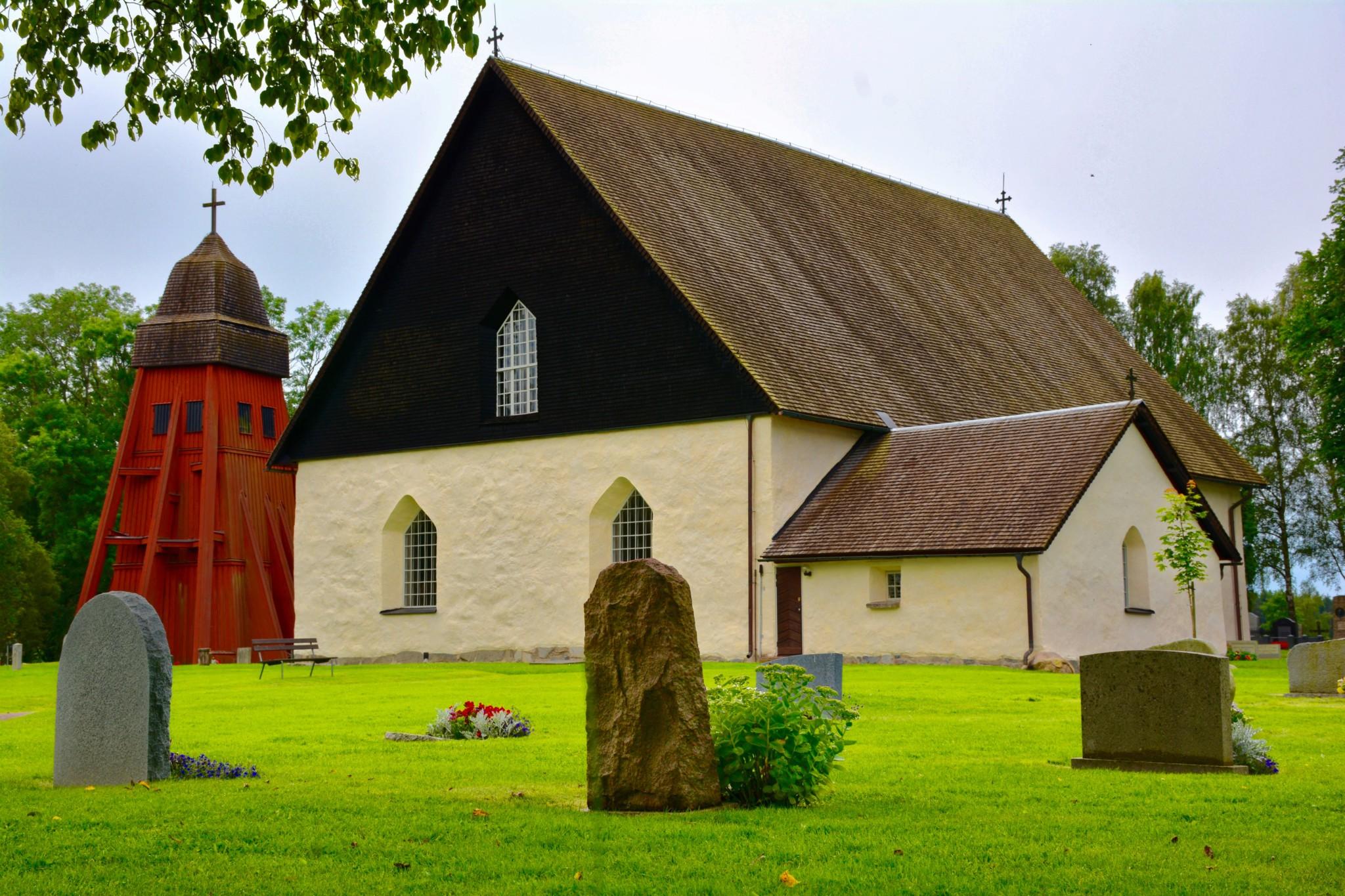 Kirche in Norra Sandsjö