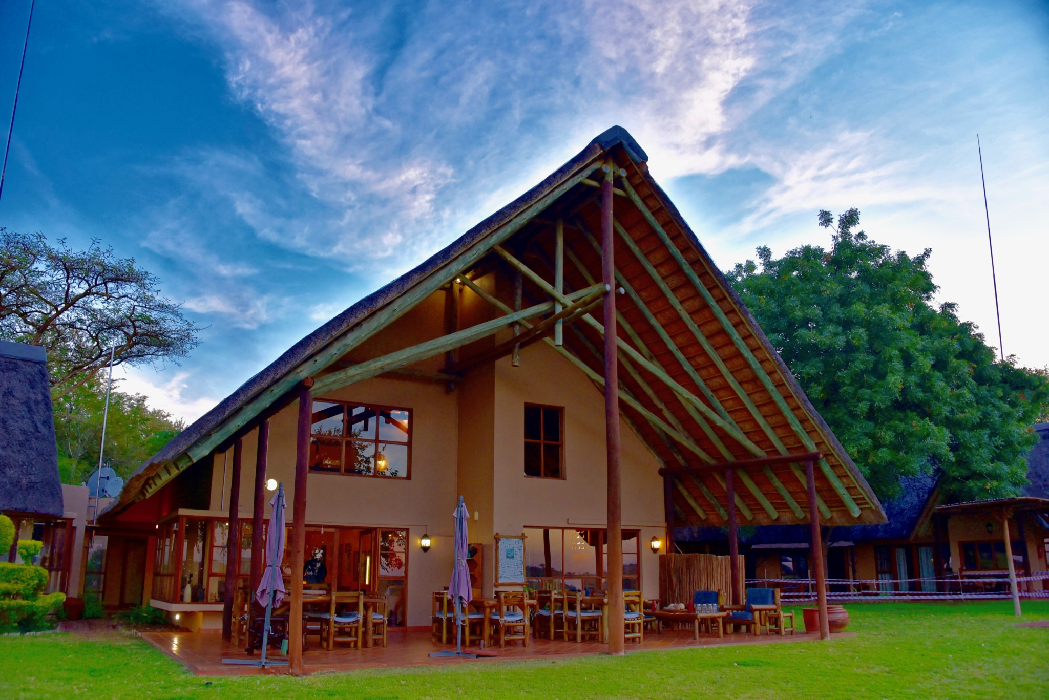 Buckler`s Africa Lodge in Komatipoort