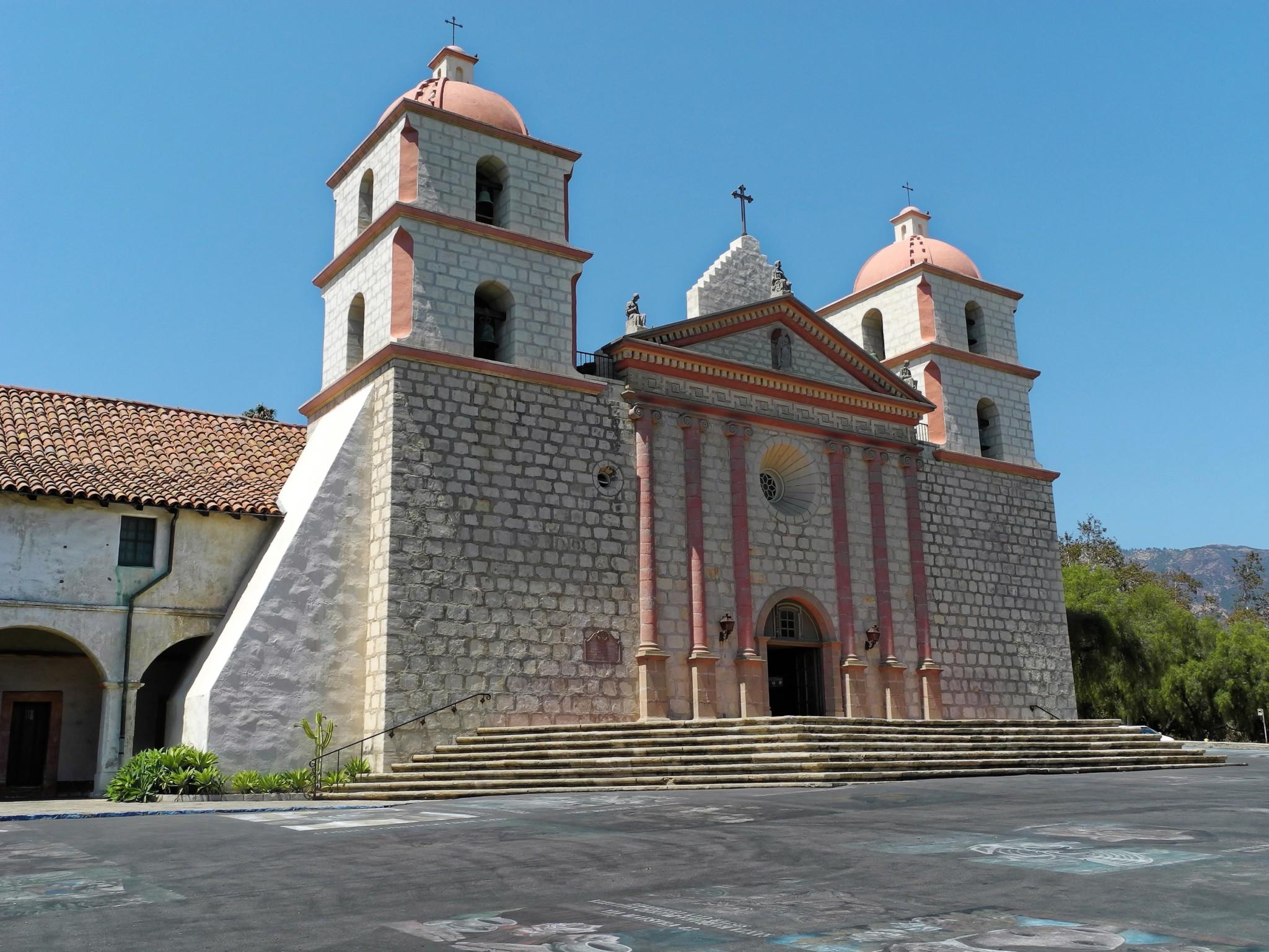 Mission - Santa Barbara