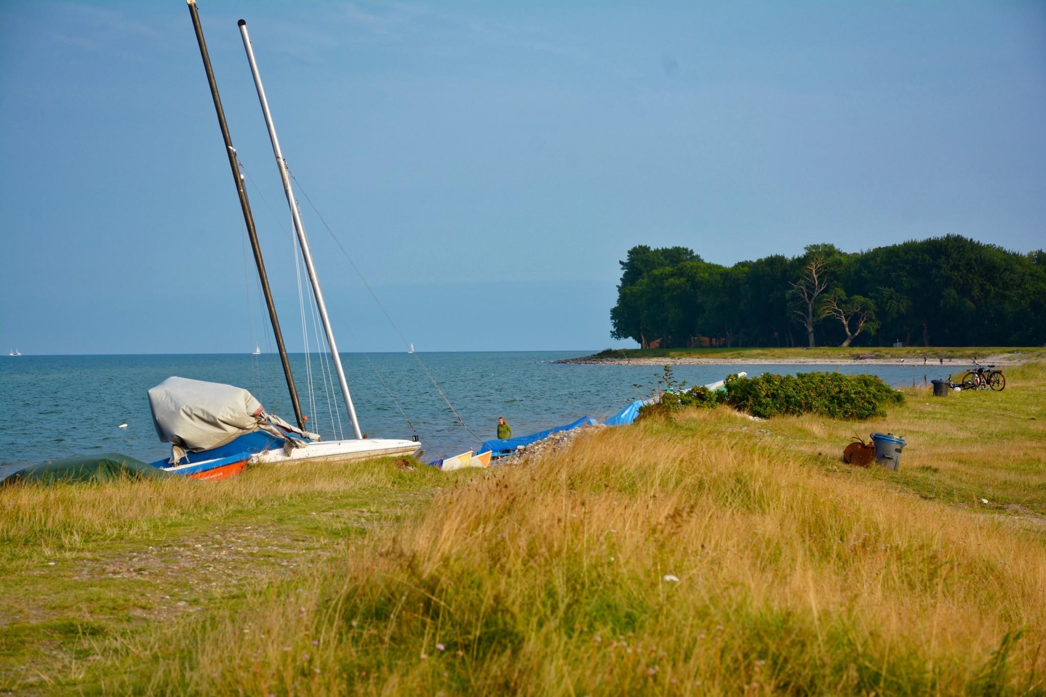 Strand an der Ostsee bei Kappeln