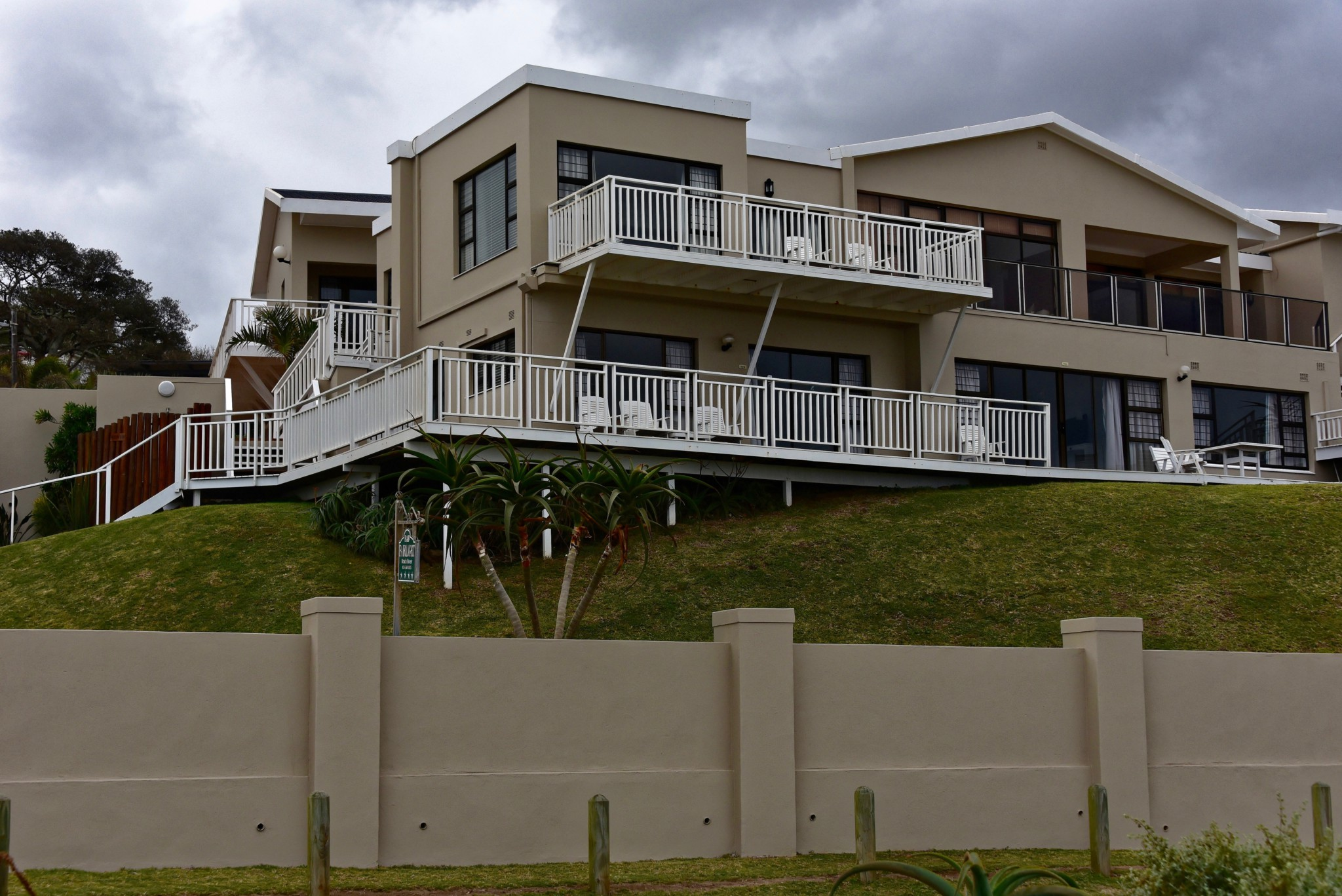 Fairlight Beach House in Umdloti