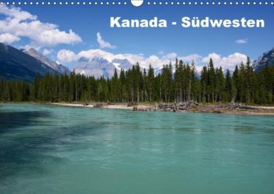 Kalender - Kanada - Südwesten