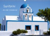 Santorini - ...die wilde Kykladeninsel