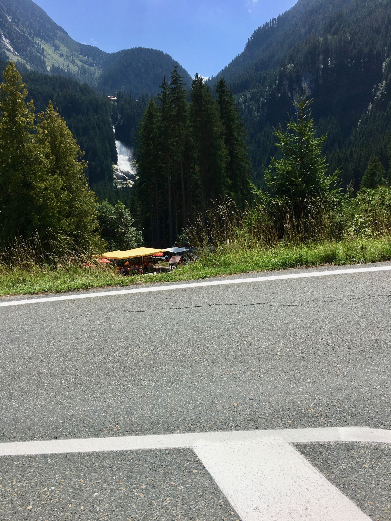Rast im Steigerwald