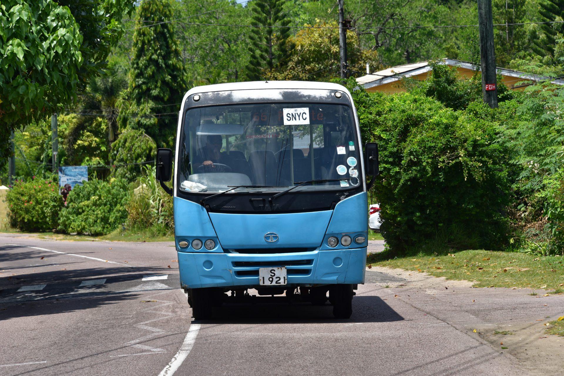 Bus - Mahe