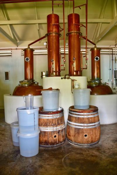 Takamaka Rum Distillery - Mahe