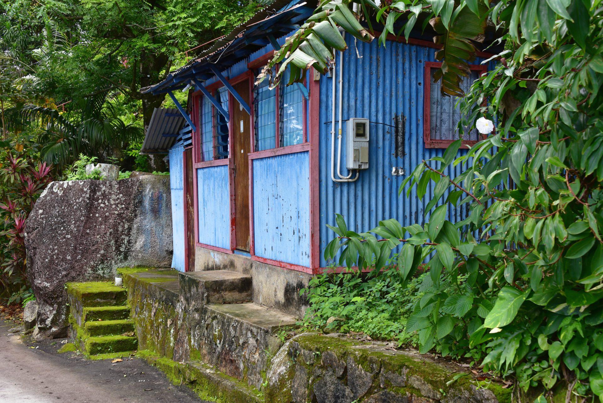 Haus in Danzilles - Mahe