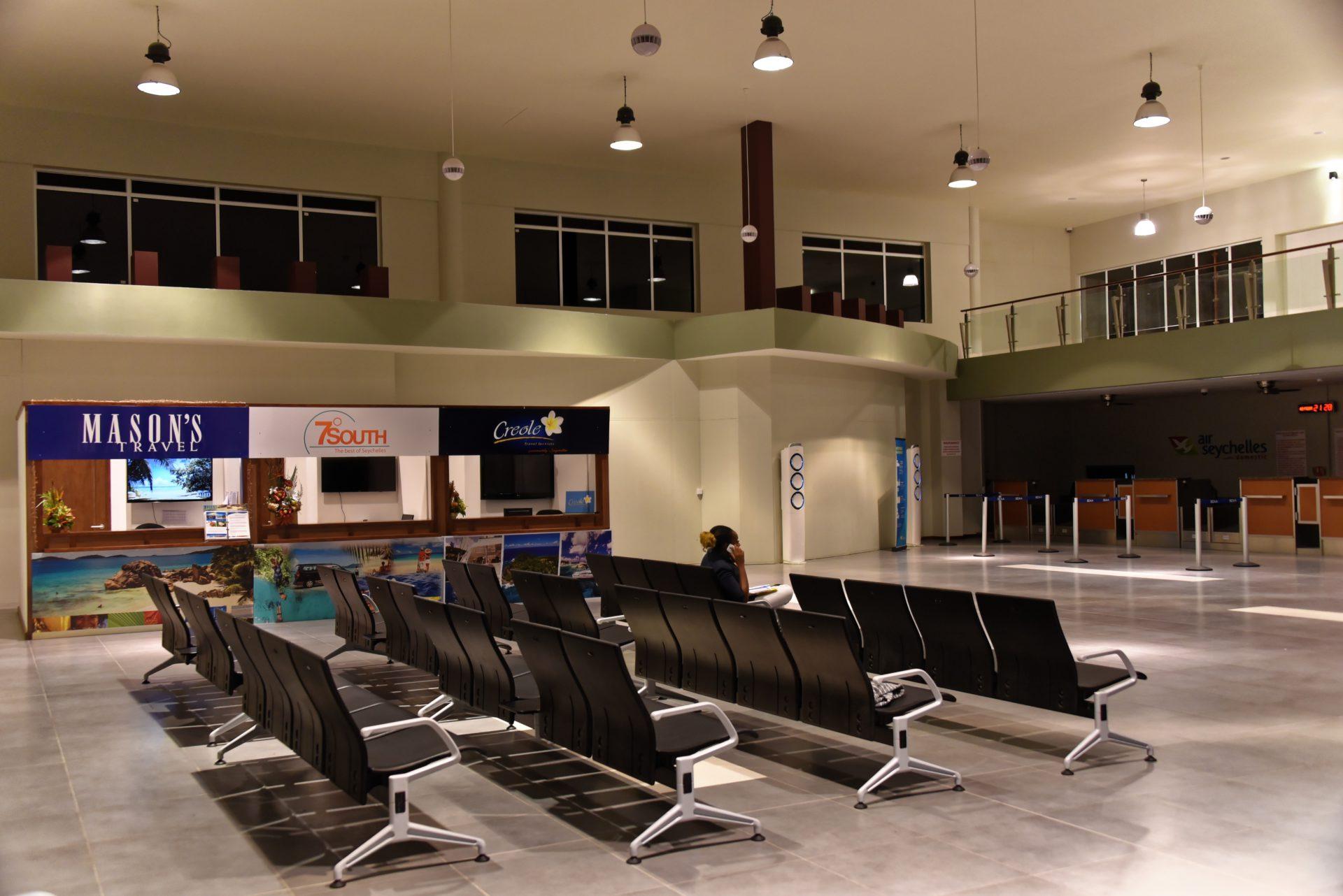 Domestic Terminal - Flughafen