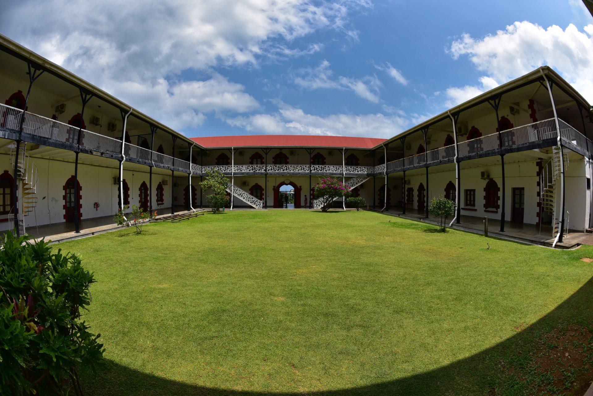 Victoria Hospital - Mahe