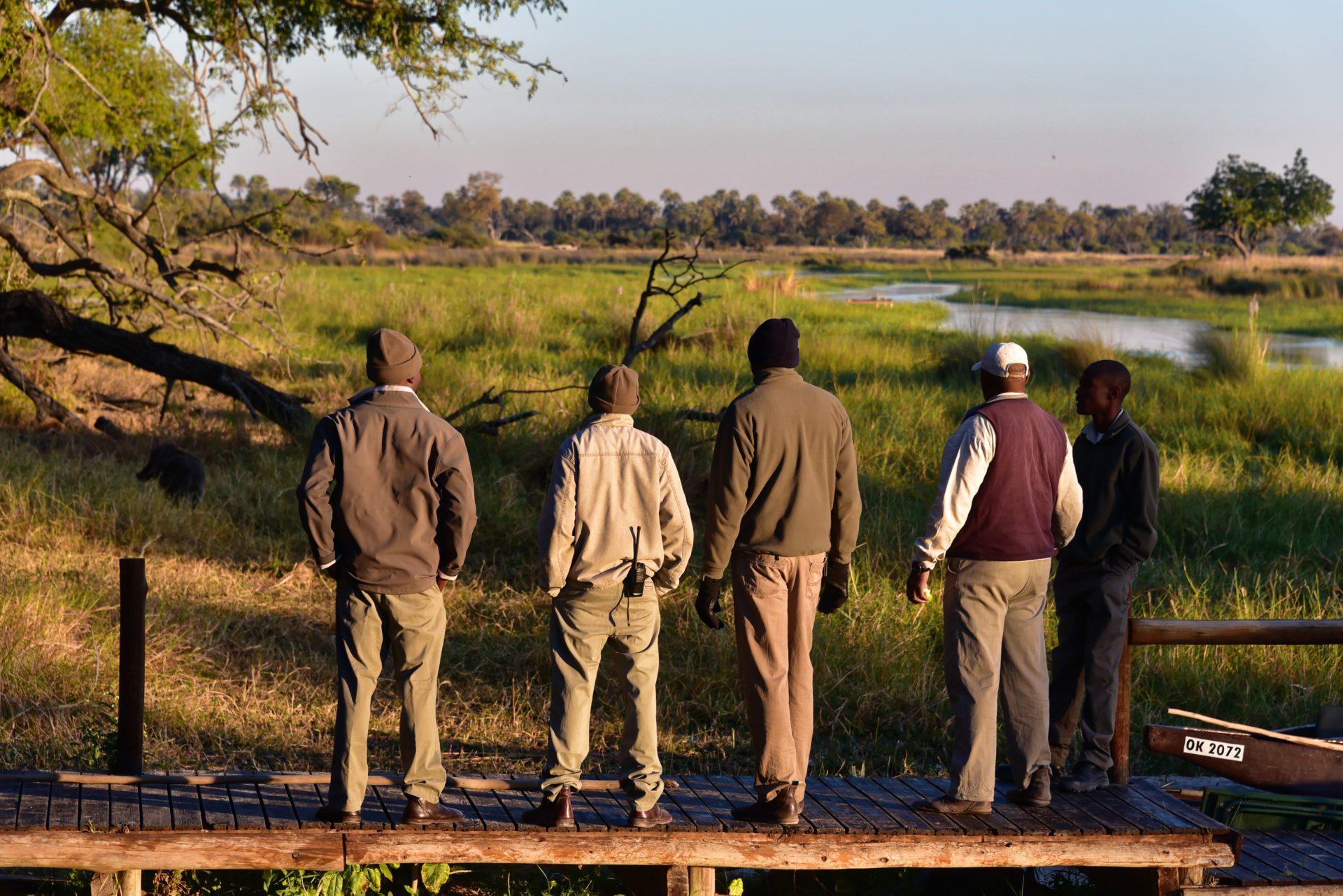 Moremi Crossing - Okavango Delta - Botswana