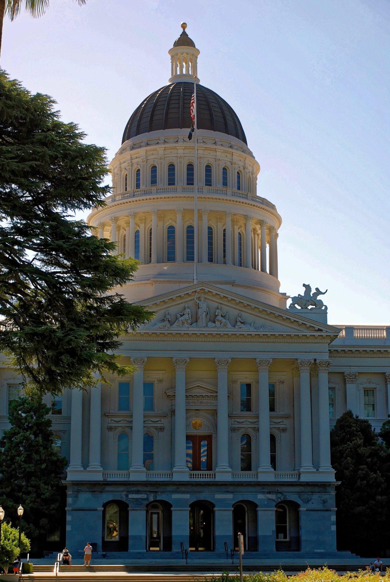 Capitol - Sacramento - Kalifornien