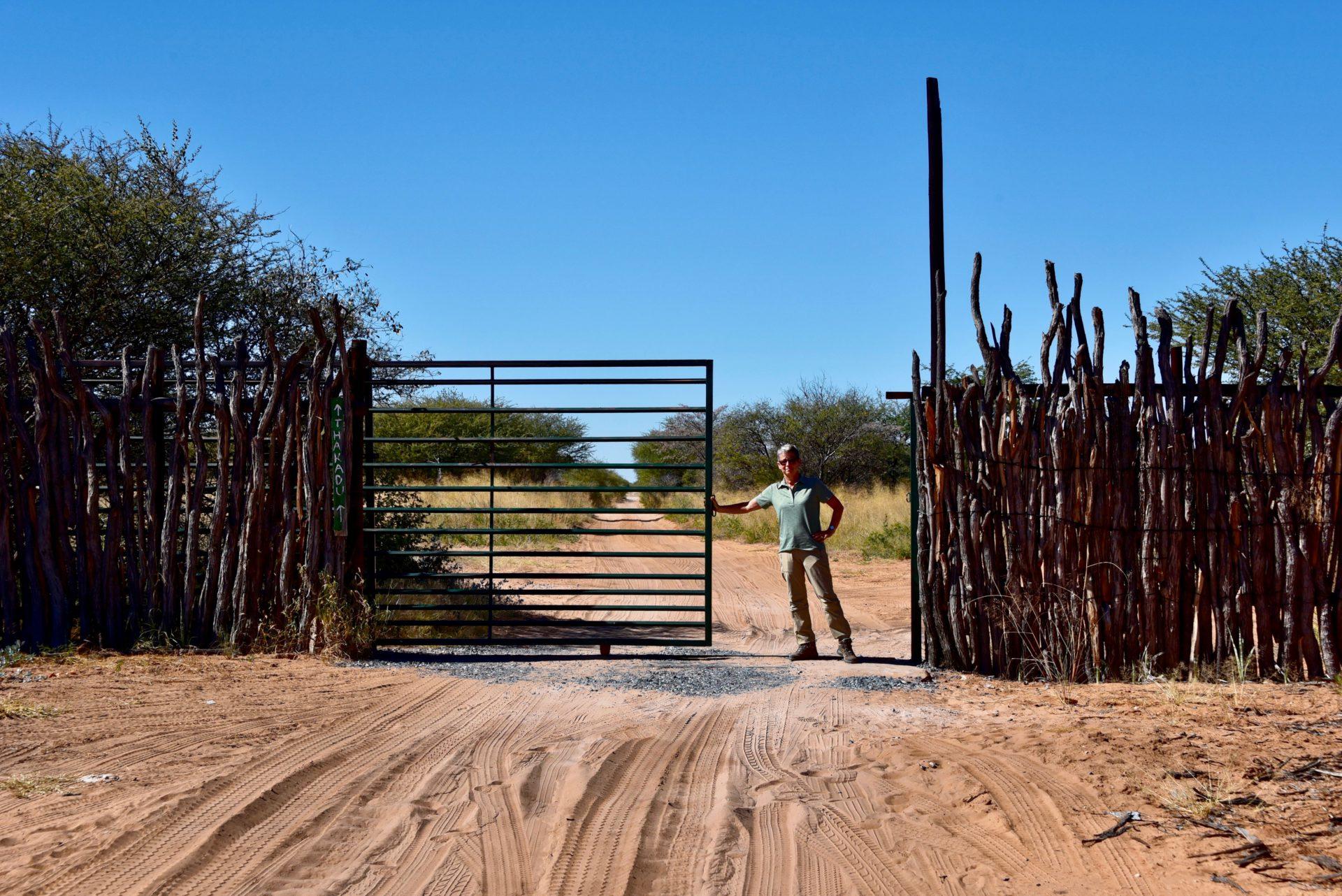 THAKADU BUSH CAMP - Ghanzi - Botswana