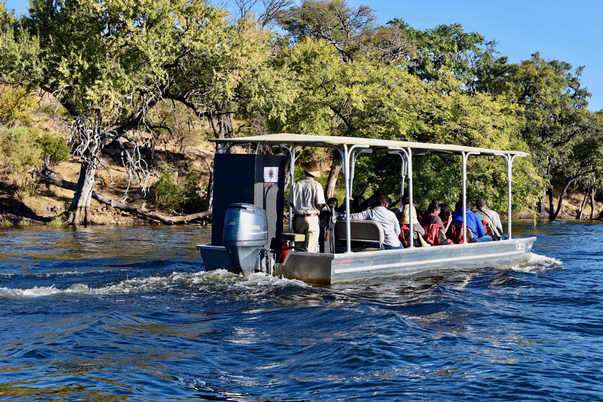 Chobe Nationalpark - Botswana