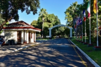 The Victoria Falls Hotel - Zimbabwe