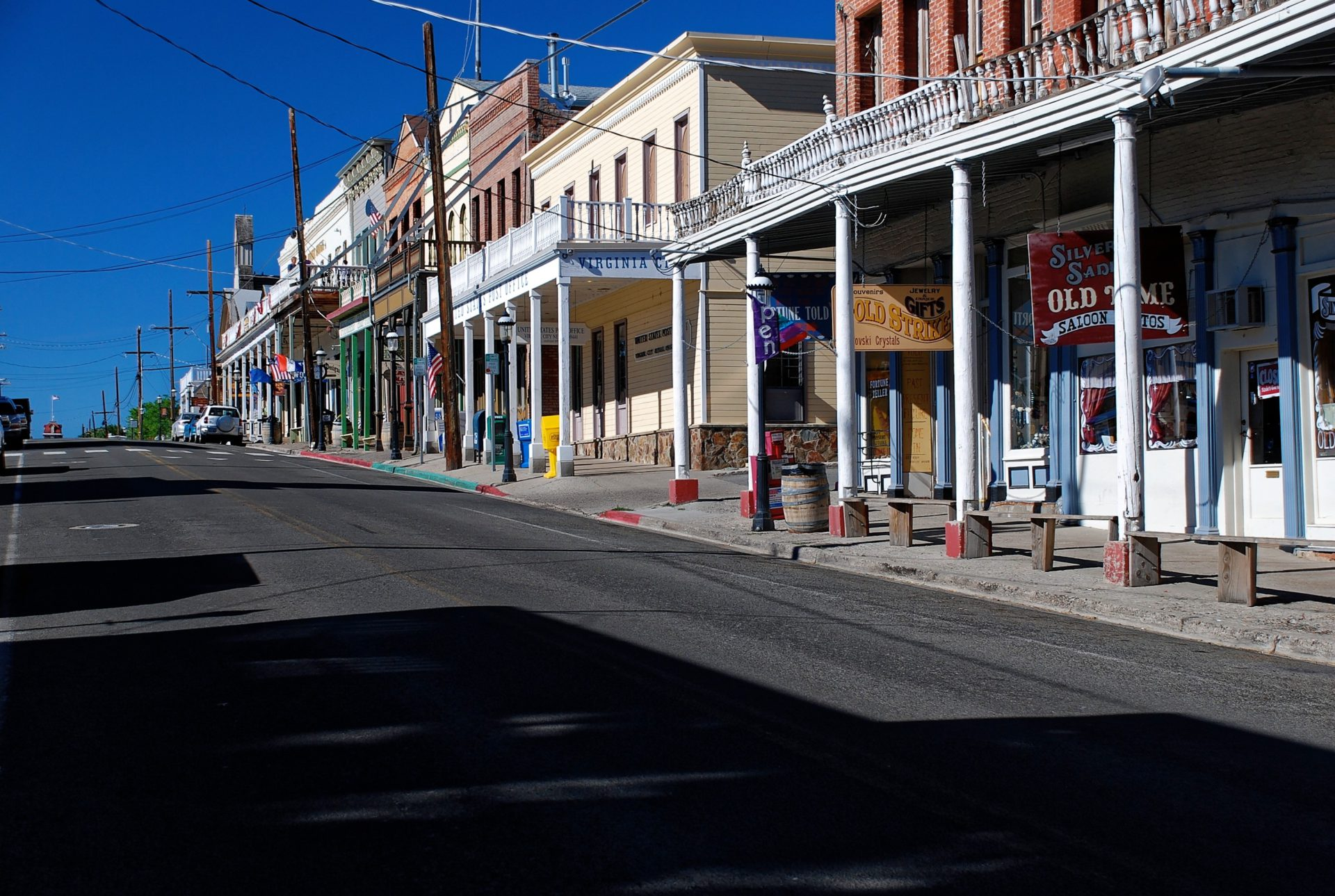 Virgina City - Nevada