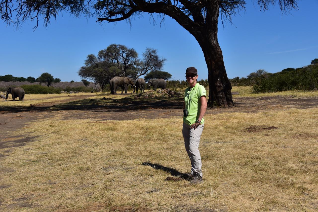 Mahango Gamepark - Namibia