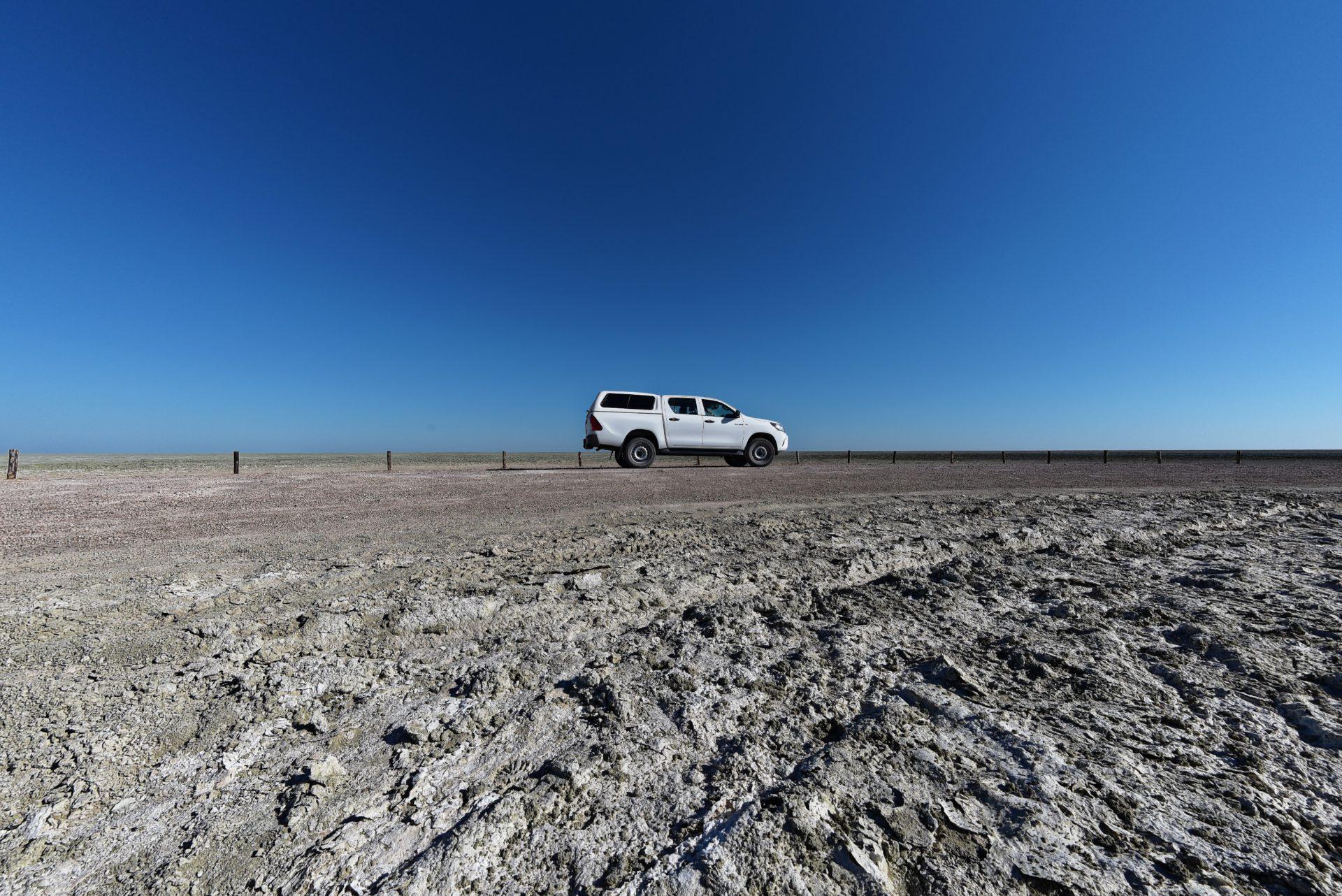 Etosha Pan - Etosha National Park - Namibia