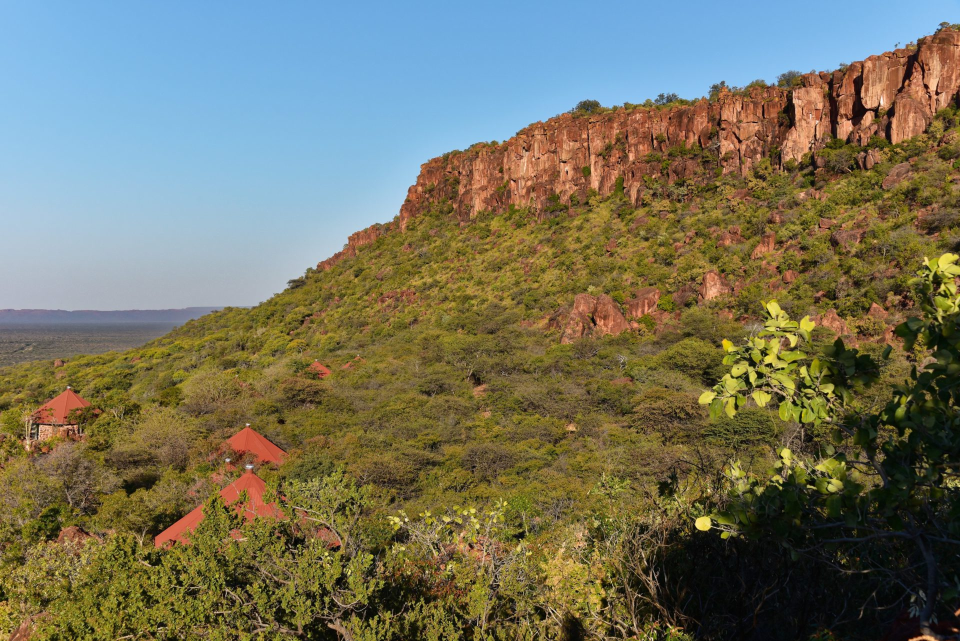 WATERBERG PLATEAU LODGE - Namibia