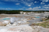 Norris Geyser Bassin - Yellowstone NP - Wyoming