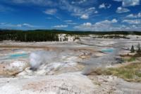 Norris Geyser Bassin - Yellowstone NP - Wyoming