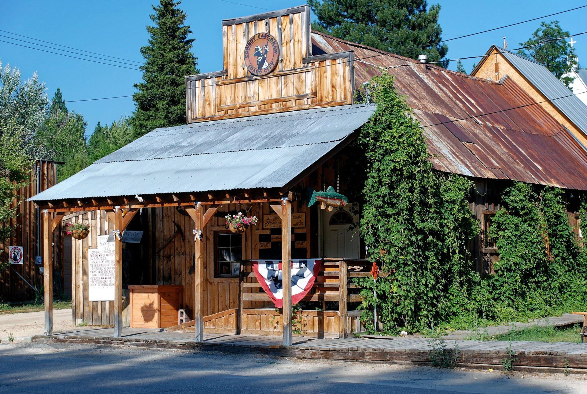 Ghosttown - Idaho City - Idaho