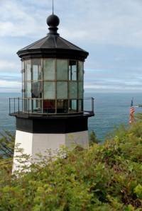 Leuchtturm - Cape Meares - Highway 101 - Oregon