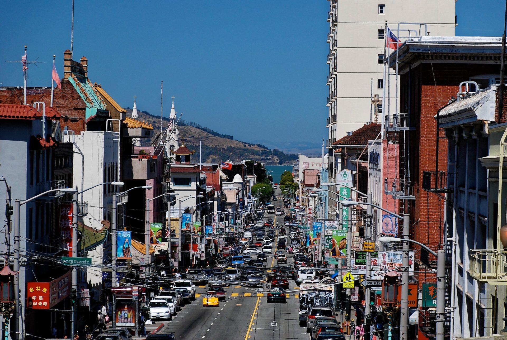 Chinatown - San Francisco - Kalifornien
