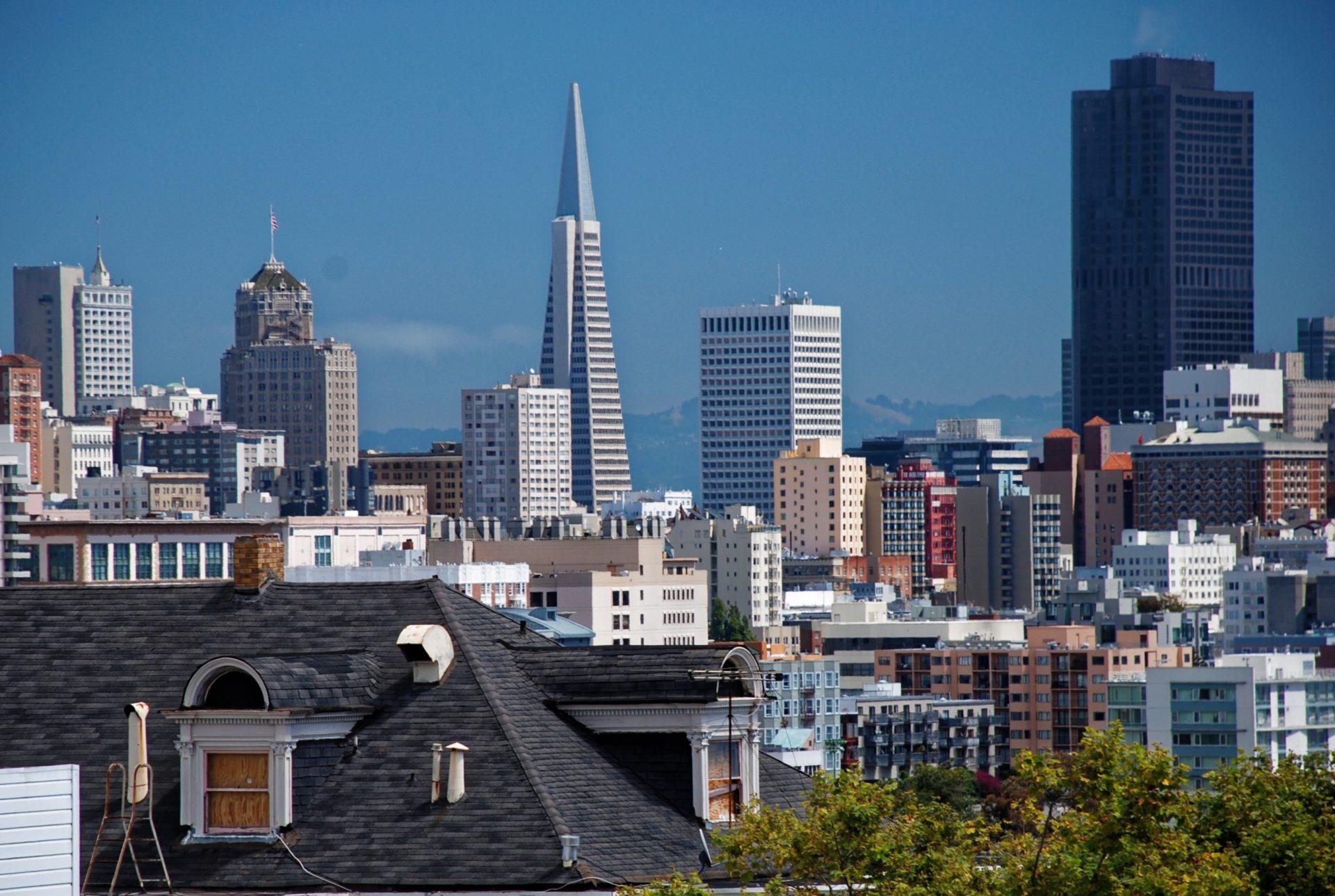 Downtown - San Francisco - Kalifornien