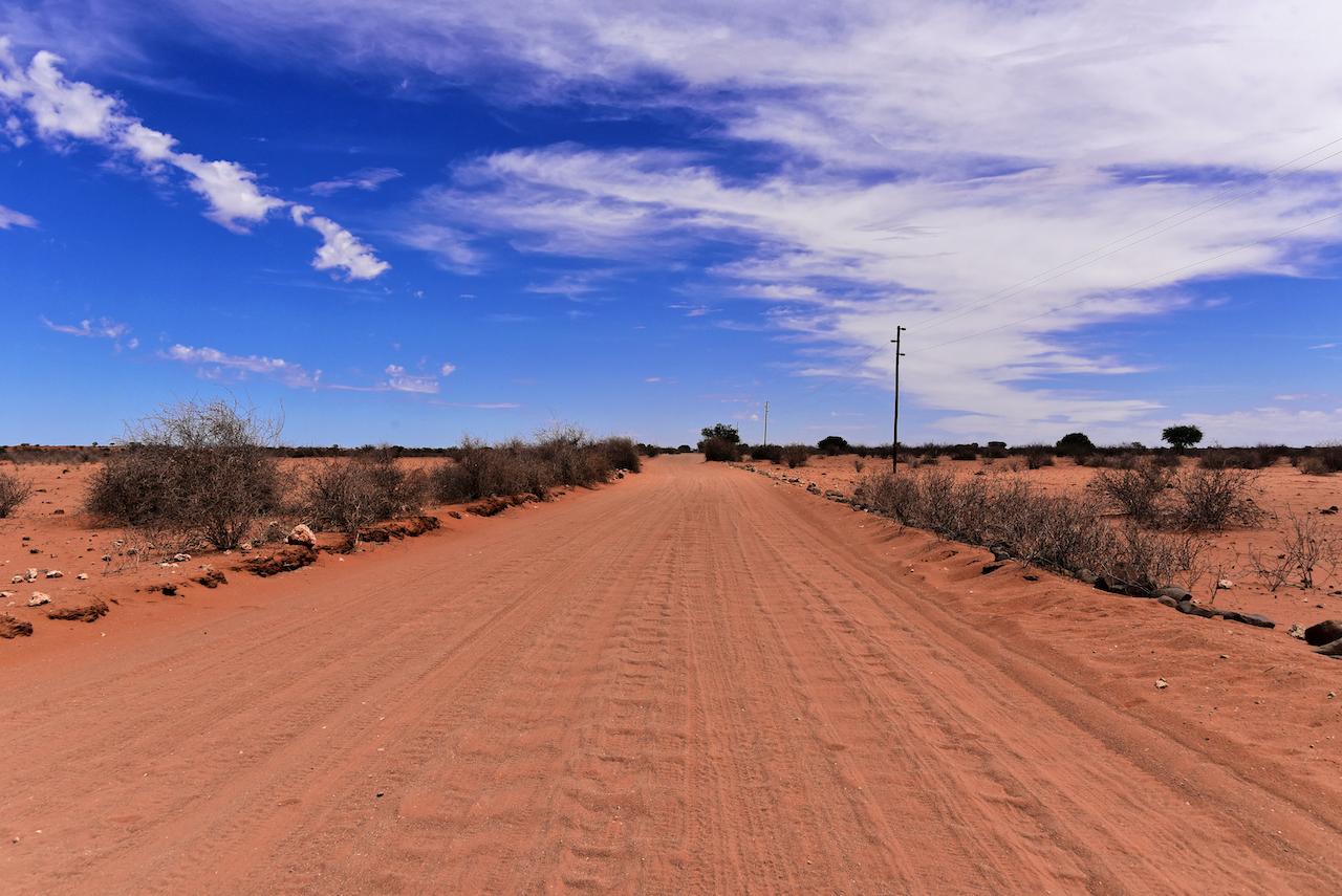 Kalahari Anib Lodge - Mariental