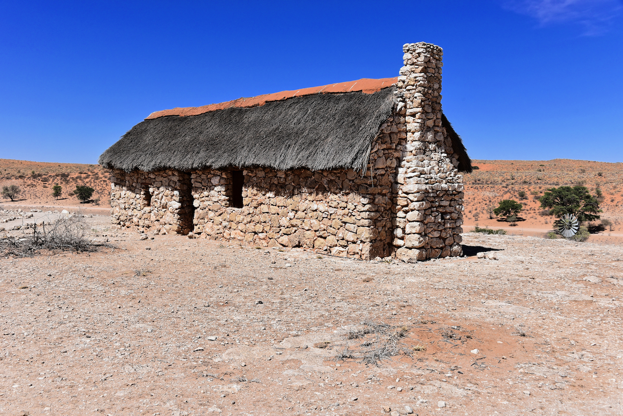 RIVERDANCE LODGE - Namibia