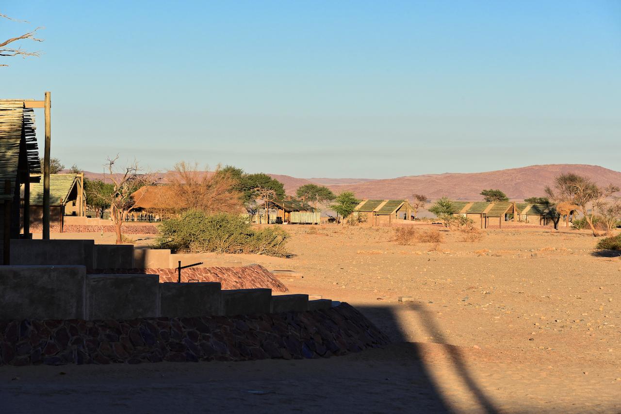 Desert Camp - Sesriem