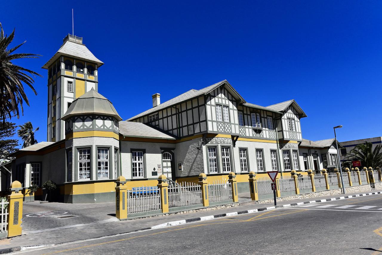 Woermann Haus - Swakopmund