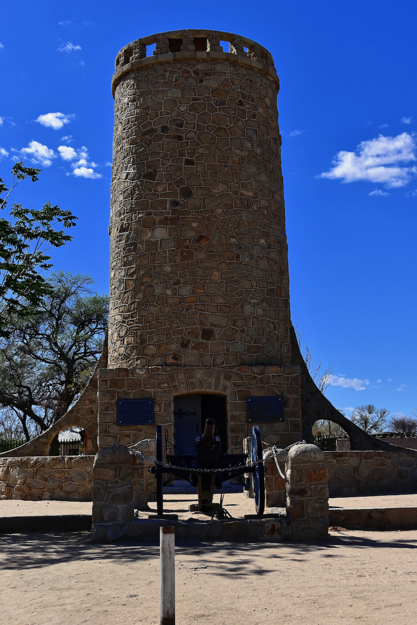 Franke Turm - Omaruru